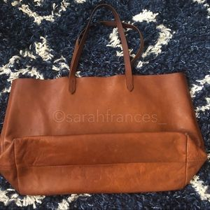 Madewell Bags - 🌻sale madewell • east west transport tote